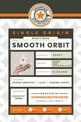 Chapman Crafted Coffee Smooth Orbit (Preorder)
