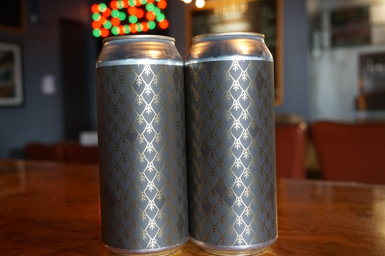 Ogopogo Barrel Aged Cider