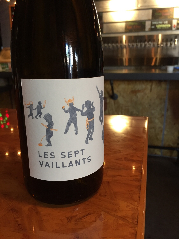 """Les Equilibristes """"Les Sept Vaillants"""""""
