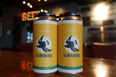 Gunwhale Surfbird