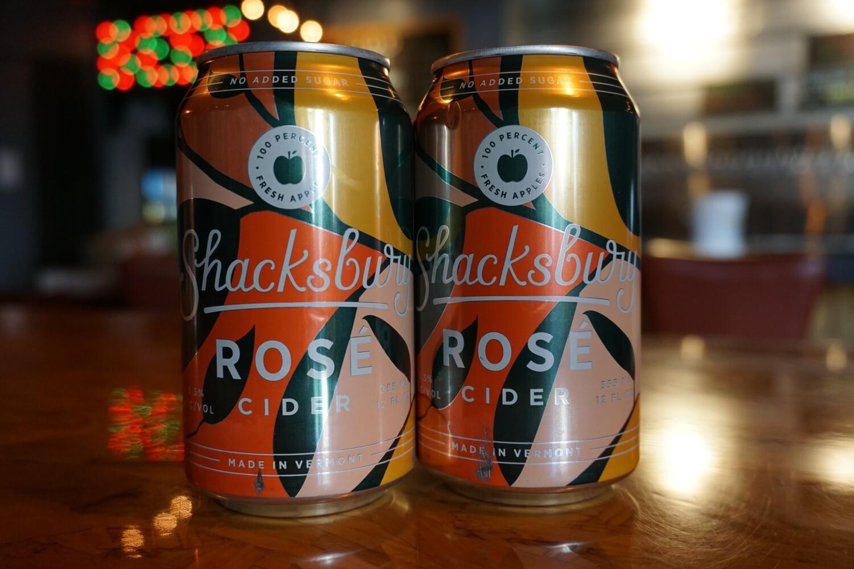 Shacksbury Rosé