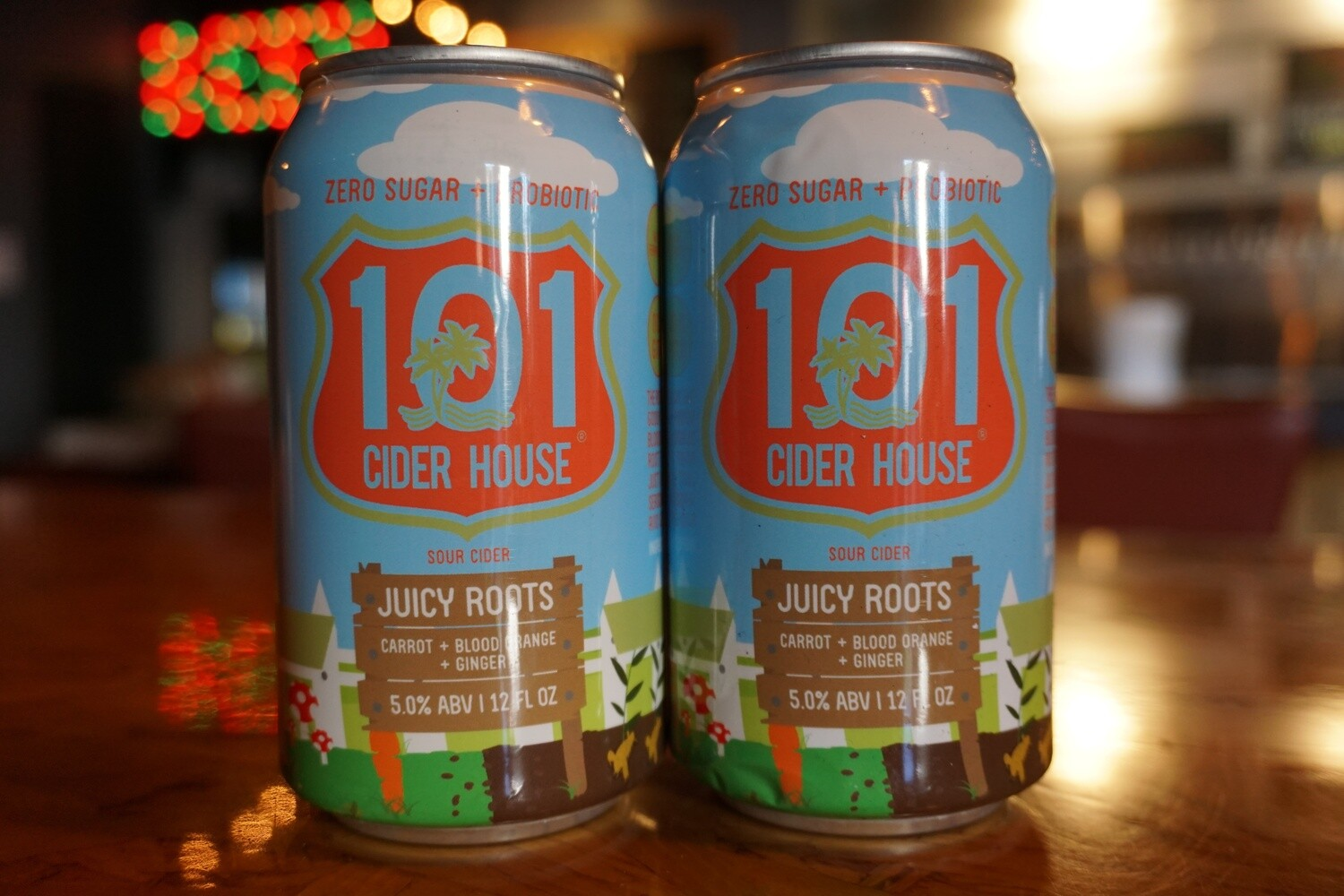 101 Cider Juicy Roots