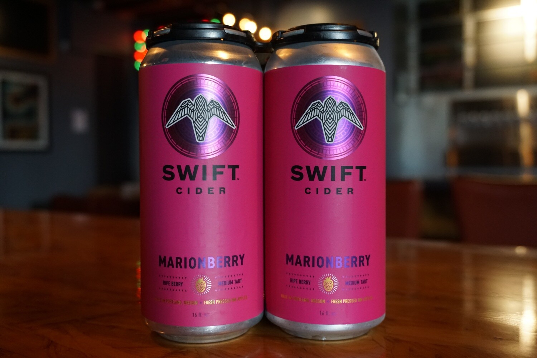 Swift Cider Marionberry