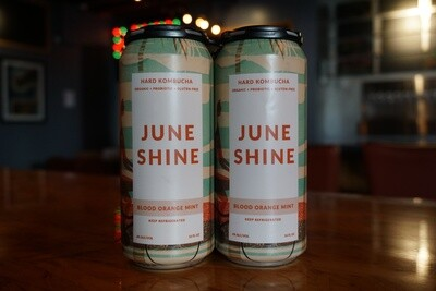 JuneShine Blood Orange Mint