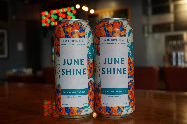 JuneShine Backcountry Booch