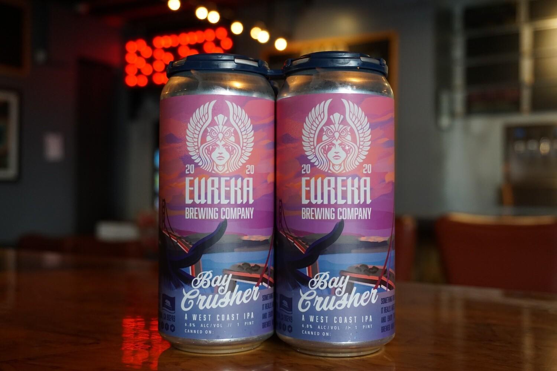 Eureka Bay Crusher