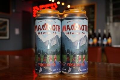 Mammoth Yosemite Pale Ale