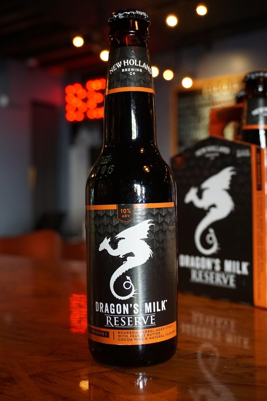 New Holland Dragon's Milk Reserve: Peanut Butter & Cocoa Nibs