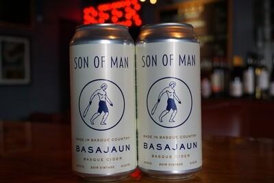 Son of Man Basajaun