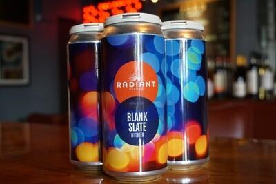 Radiant Blank Slate