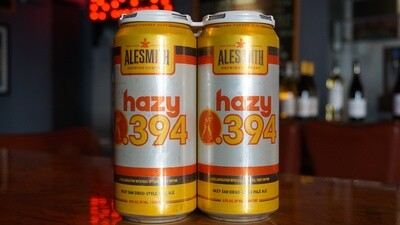 Alesmith Hazy .394