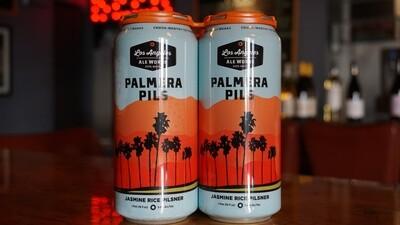 LA Ale Works Palmera Pils
