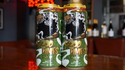 LA Ale Works Good Times Roll On