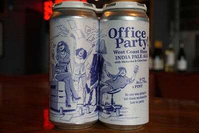 Paperback Office Party