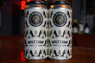 Little Beast Wolf Camp