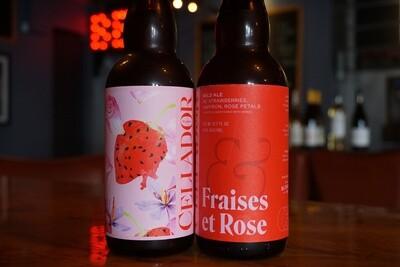 Cellador Fraises et Rose 2021