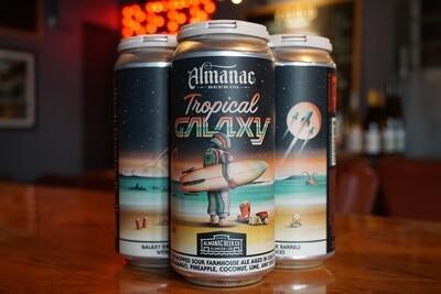 Almanac Tropical Galaxy