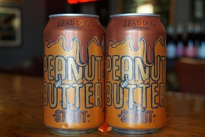 Lead Dog Peanut Butter Stout