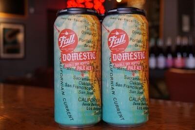 Fall Domestic DDH Pale Ale