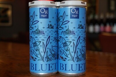 Bluet Sparkling Blueberry Wine