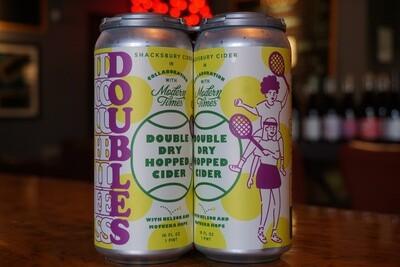 Shacksbury Doubles