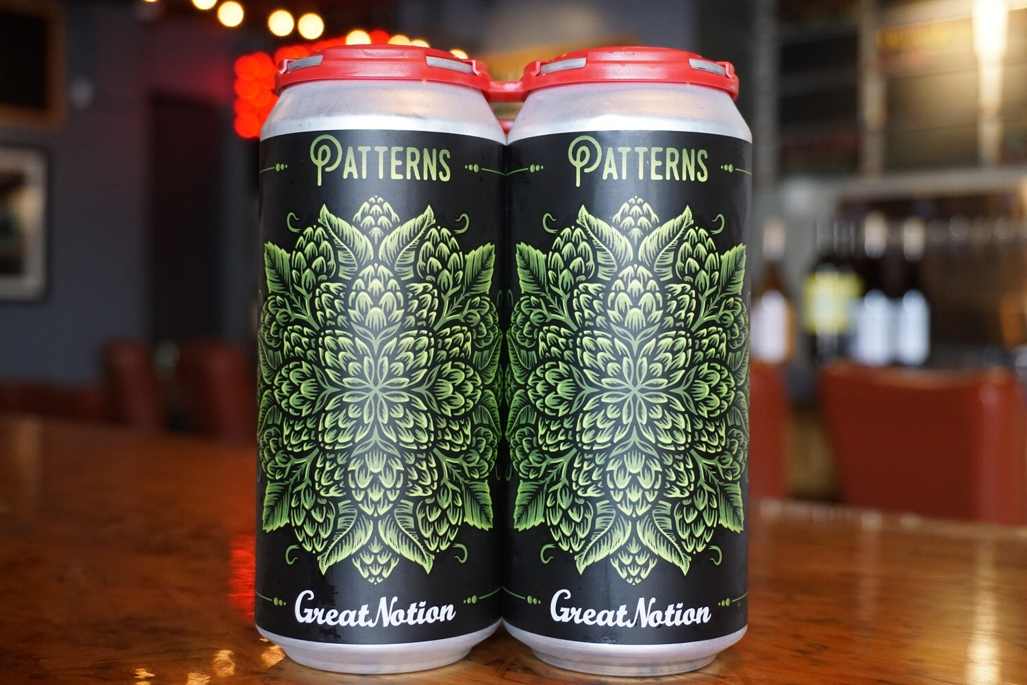 Great Notion Patterns