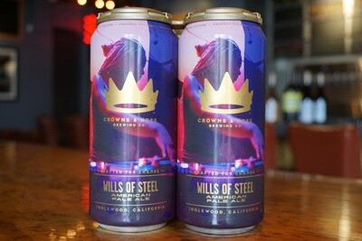 Crowns and Hops Wills of Steel