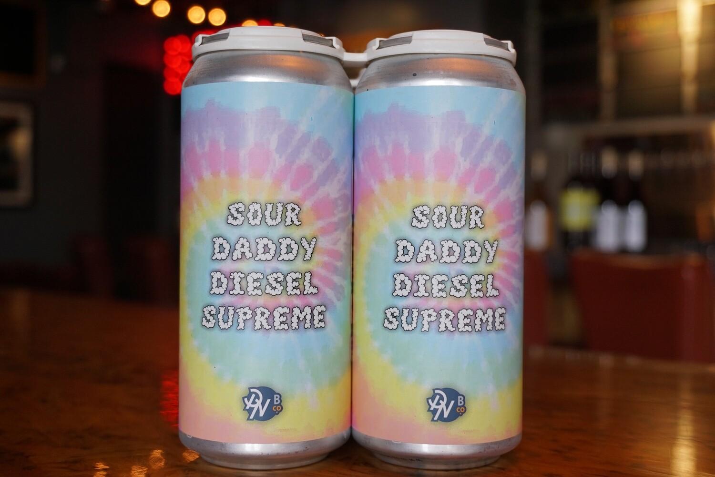 Double Nickel Sour Daddy Diesel Supreme