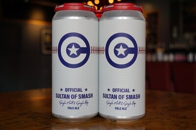 Chapman Crafted Sultan of SMASH