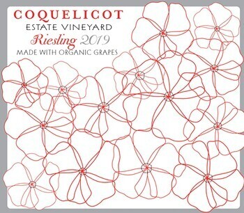 Coquelicot Estate Reisling