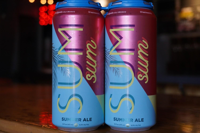 LA Ale Works Sum Sum