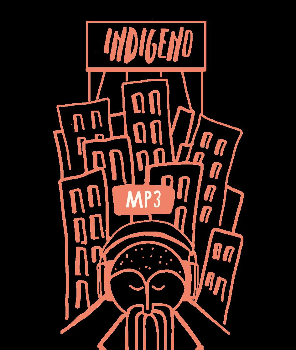 Cantina Indigeno MP3 Rosé
