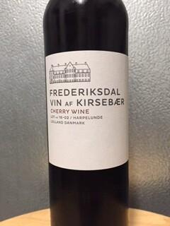 Frederiksdal Vin Af Kirsebaer