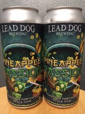 Lead Dog Pineapple Passion