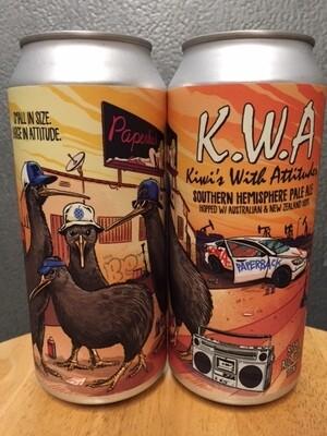 Paperback Kiwis With Attitude