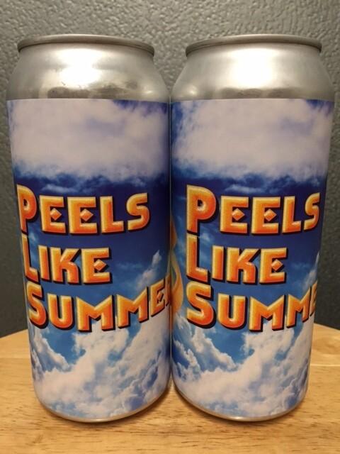 Berryessa Peels Like Summer