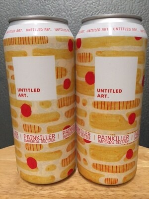 Untitled Art Painkiller Imperial Seltzer