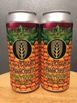 Brewyard The Proud Passionate Pineapple