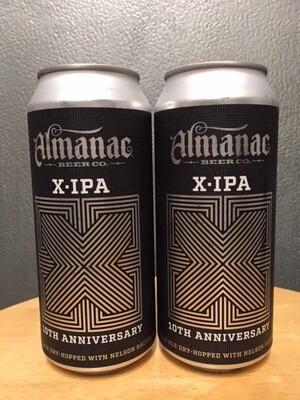 Almanac X Anniversary IPA