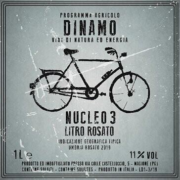 Dinamo Nucleo 3 Rosato