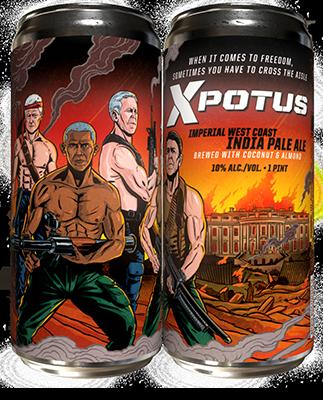 Paperback X-Potus