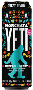 Great Divide Horchata Yeti