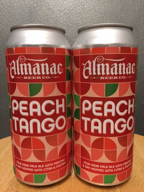 Almanac Peach Tango