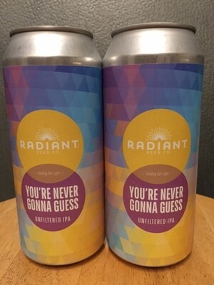Radiant You're Never Gonna Guess