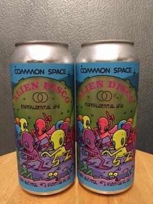 Common Space Alien Disco