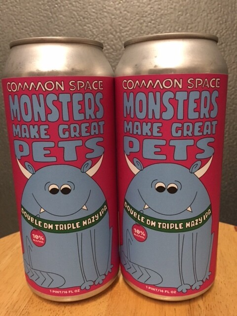 Common Space Monsters Make Great Pets