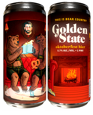 Paperback Golden State
