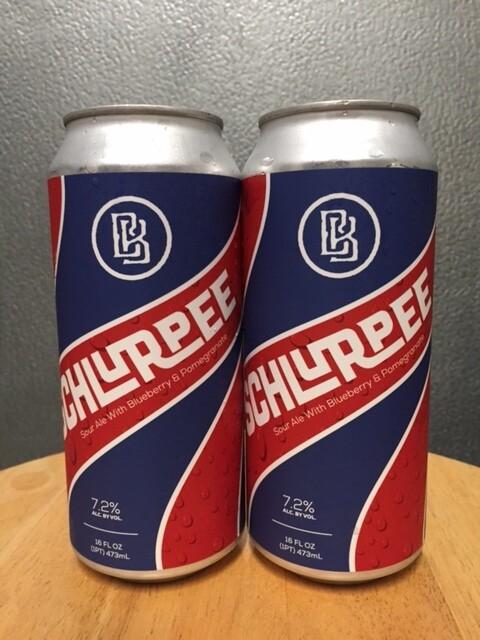 Barrel Brothers Schlurpee