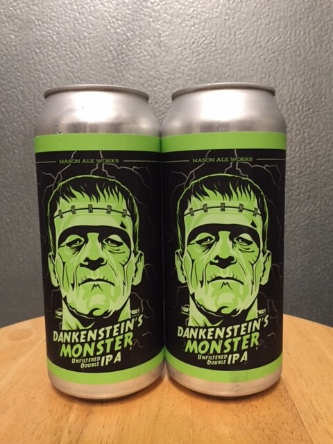 Mason Aleworks Dankenstein's Monster