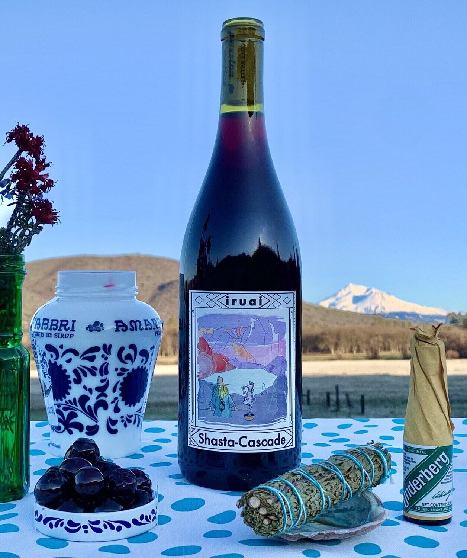 Iruai Shasta-Cascade Red